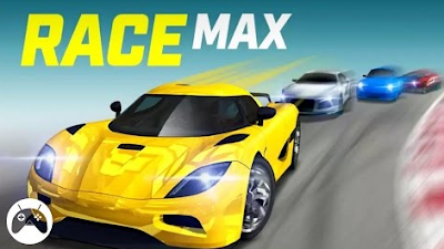 Download Race Max v2.4 Mod Unlimited Money