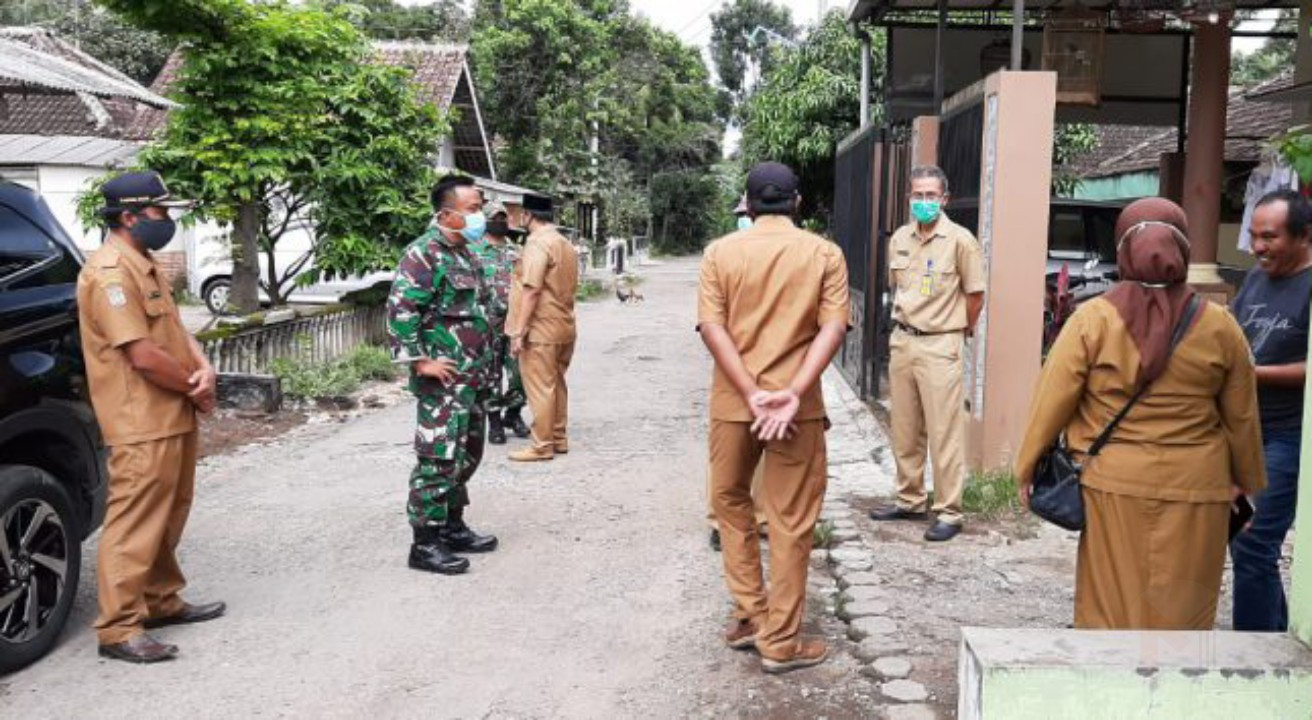 Warga Desa Kuwolu Kabupaten Malang Diduga Terjangkit Covid-19