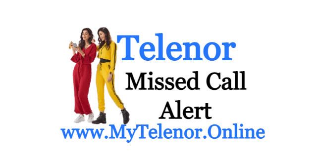 Telenor Miscall Alert | How To Subscribe & Unsubscribe |