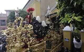 La Lanzada de Sevilla suspende la salida extraordinaria del 425 aniversario