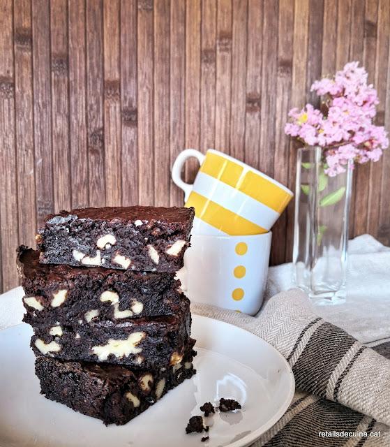 La recepta de brownie de Katharine Hepburn