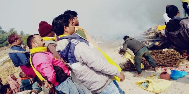 sbsp2 वाराणसी : सुभासपा के वरिष्ठ नेता शंकर राजभर अब इस दुनिया में नहीं रहे ।