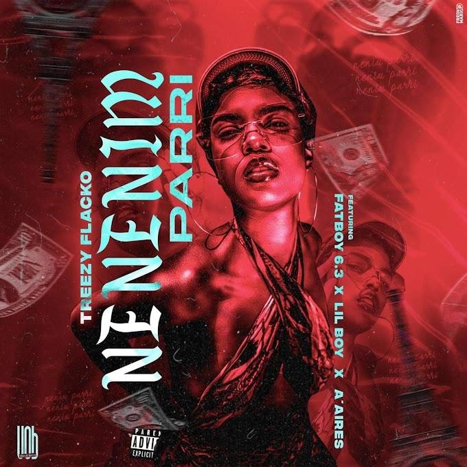 Treezy Flacko - Nenenim Parri (feat. Fatboy 6.3 X Lil Boy X A'Aires) (Rap) [Download]