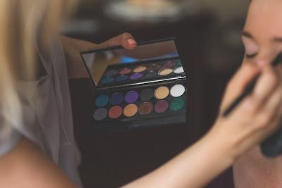 Maquilladora de novia