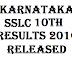 Karnataka SSLC 10th Results 2016 - KSEEB 10th SSLC results 2016