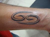 Cancer Tattoo Designs, Crab Tattoo Designs