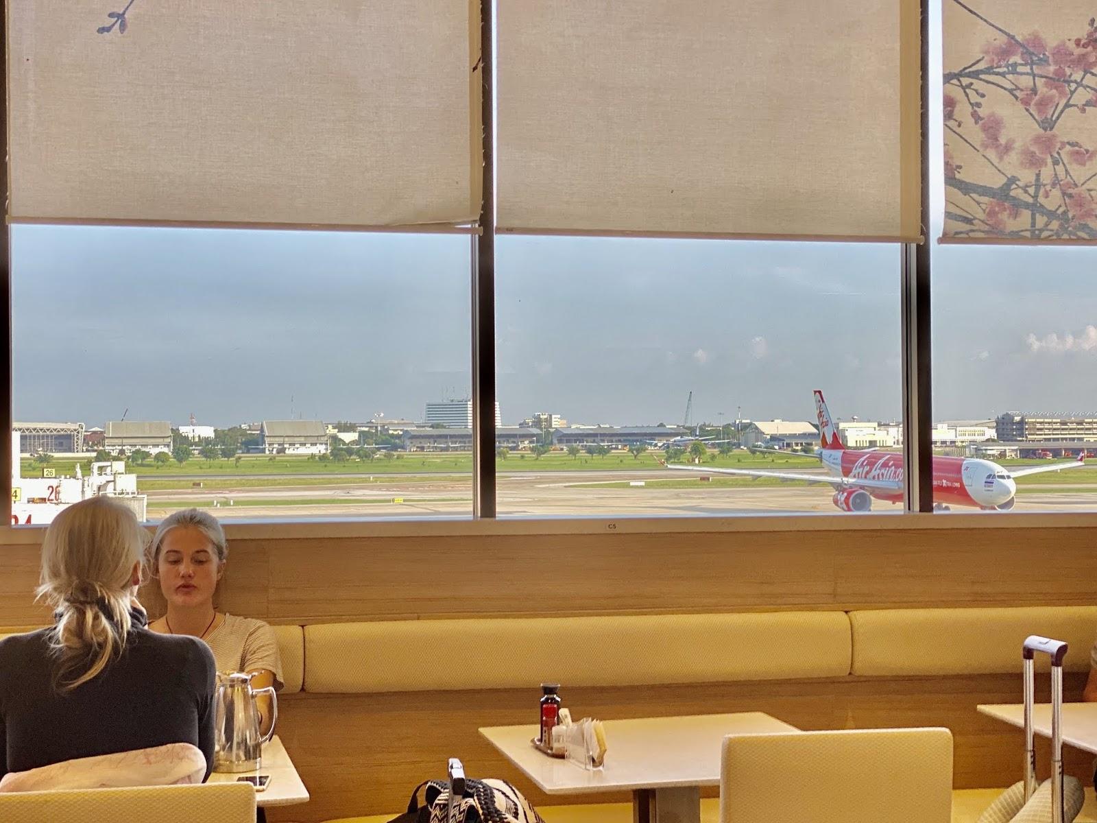 Fuji Japanese Restaurant, Suvarnabhumi Airport