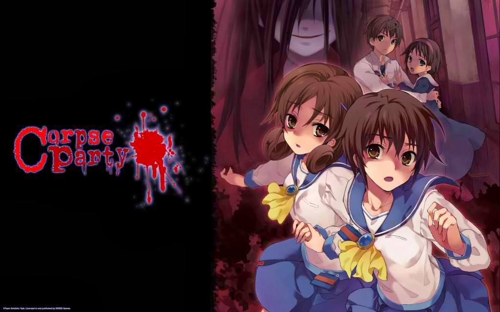 Corpse Party OVA tortured Souls