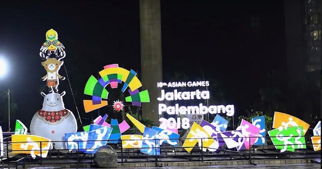 Asian Games : Paket Kebijakan Transportasi Pemerintah, demi Kelancaran Lalu Lintas