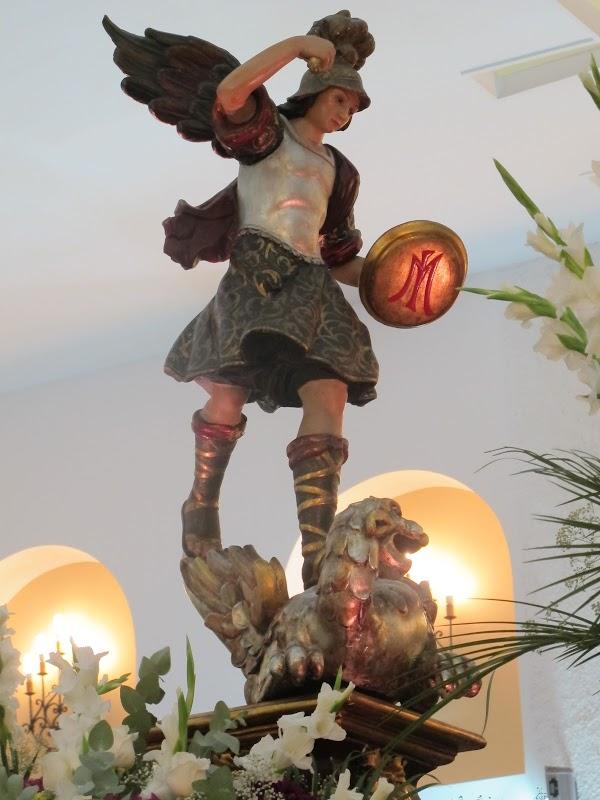 Este Sábado procesión de San Miguel en Torremolinos
