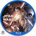 Star Wars The Last Jedi Bluray Label