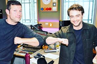 Daniel Radcliffe on BBC Radio 2's Dermot O'Leary