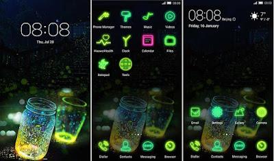 Download Tema Keren untuk Huawei Emui Honor y5