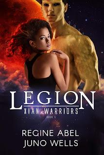 Legion by Regine Abel and Juno Wells