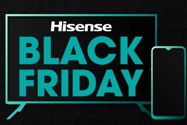 Hisense South Africa Black Friday Deals