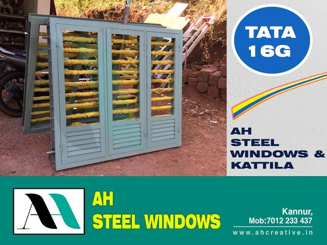 Steel Window Manufacturers in Kannur