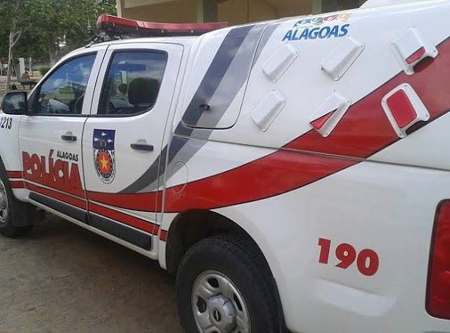 Motorista de caminhão foi detido por criminosos próximo ao posto fiscal em Delmiro Gouveia