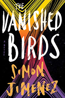 the vanished birds by simon jimenez
