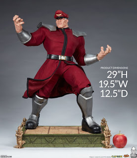 Estatua de M. Bison de Street Fighter 2, Premium Collectibles Studio