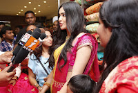 Actress Adah Sharma Launches Saree Niketan Showroom  0024.jpg