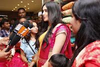 Actress Adah Sharma Launches Saree Niketan Showroom  0024.jpg