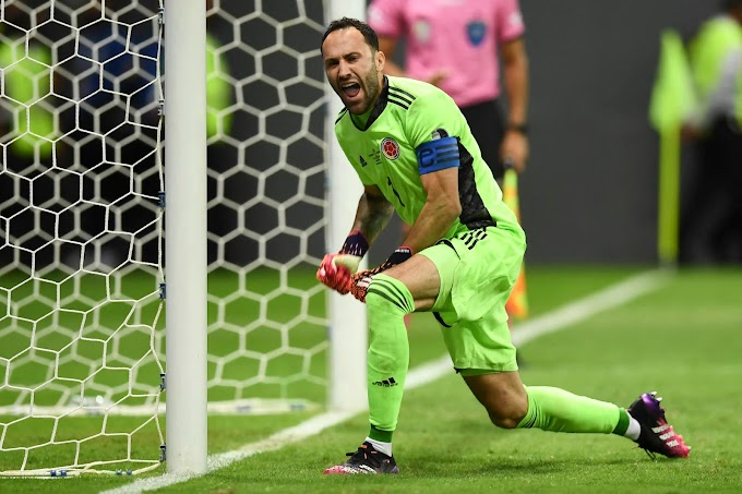 Con un inmenso David Ospina, la Selección Colombia eliminó a Uruguay y ya está en la semifinal de la Copa América 2021