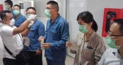 Lapor Pak Prabowo, Tiap Hari TKA China Masuk di Sultra