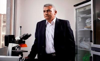 Prof. Ali Mohamed Zaki penemu virus corona