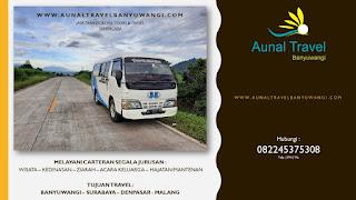 Jasa Transportasi, Tours & Travel Terpercaya Banyuwangi Surabaya