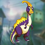 G4K Jocular Parasaurolophus Escape