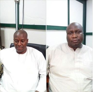 Top Abuja Executives Arrested For 'Trafficking 96 Nigerians'