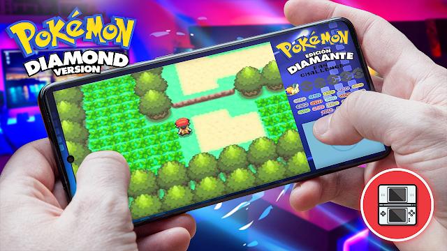 Pokémon: Edición Diamante Para Teléfonos Android (ROM NDS)