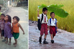 12 Heart Touching Photos That Prove Money Can't Buy Happiness