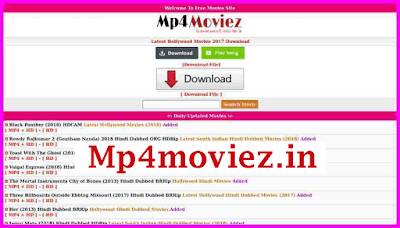 Mp4moviez.in- 2020 Bollywood Hollywood HD Movies Mp4moviez.in