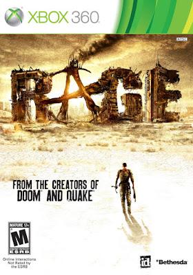 داگرتنی یاری بۆ ئێكس بۆكس Rage xbox360 torrent