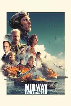 Midway: Batalha em Alto Mar Torrent – BluRay 720p/1080p/4K Dual Áudio<