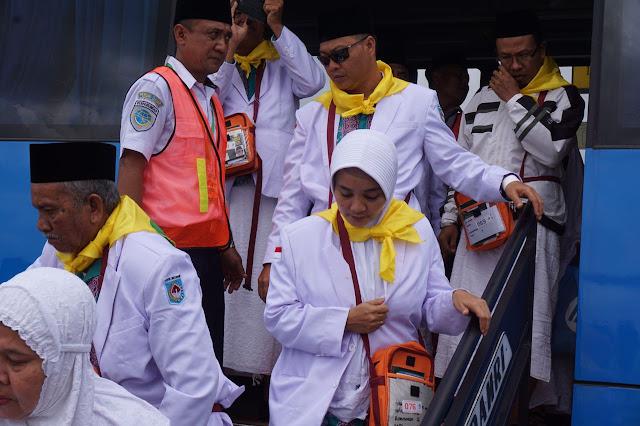 LIA Tingkatkan Pelayanan Haji, CJH Diangkut Pesawat Lebih Besar