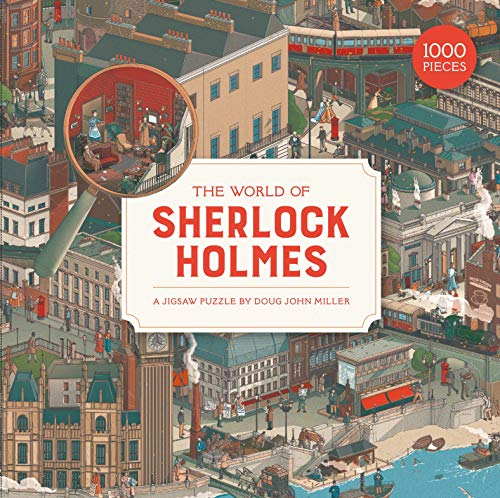 The world of Sherlock Holmes.