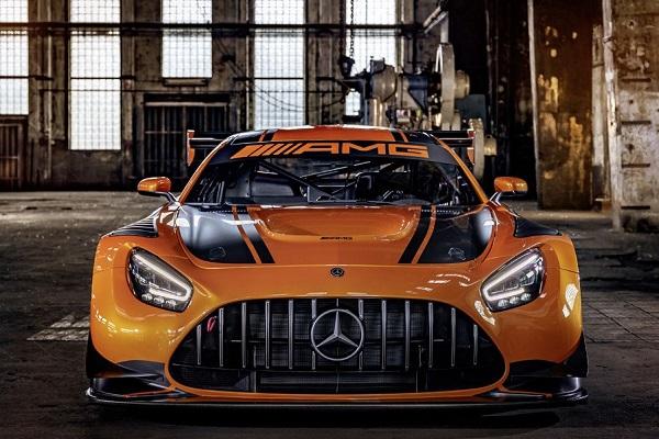 Mercedes AMG GT3 2020
