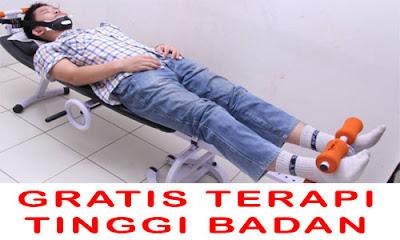 Jual Peninggi badan NHCP Tiens Depok Jakarta