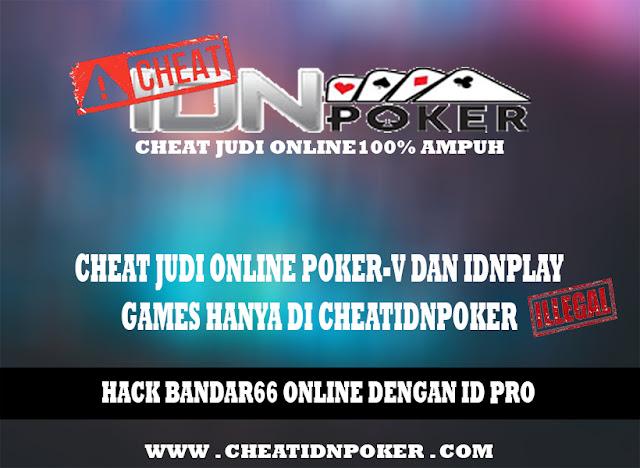 Hack Bandar66 Online Dengan ID Pro