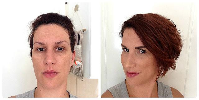Α 5-minute make up for mama
