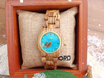 Jord Wood Watches + Giveaway Contest!