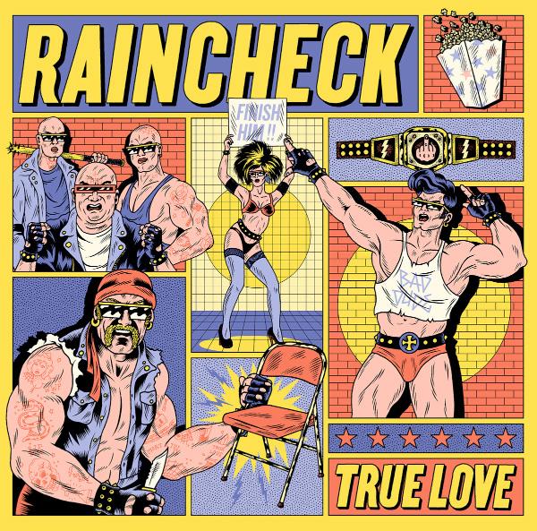 """Raincheck stream new EP """"True Love"""""""