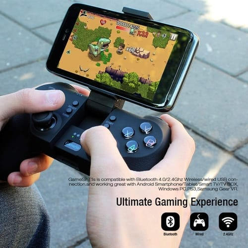 Review GameSir T1s Android Wireless Game Controller
