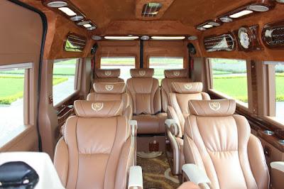 Hoang Phu Limousines