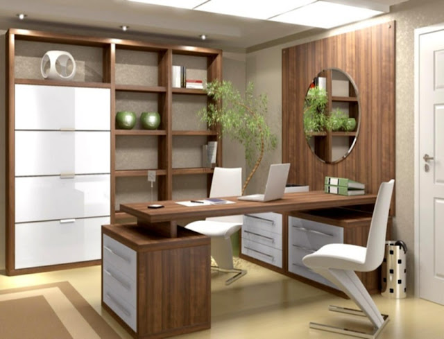 best buy white oak contemporary home office furniture ideas for sale
