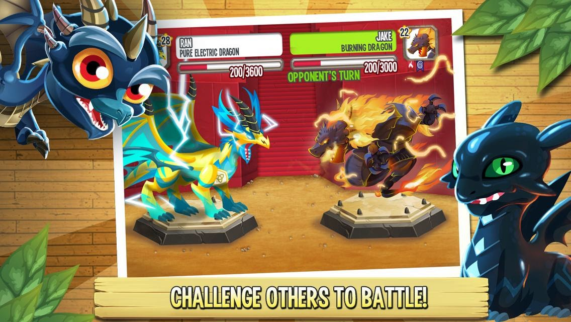 Game Dragon City Mod Money Unlimited Apk Offline Pro