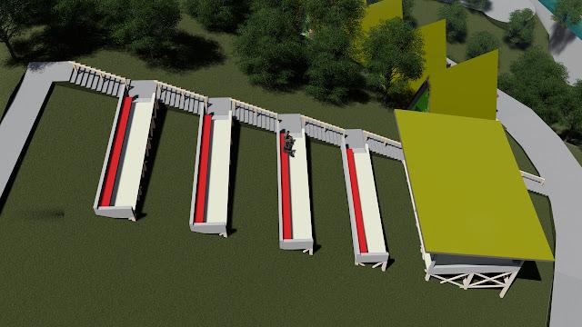 site development plan resort