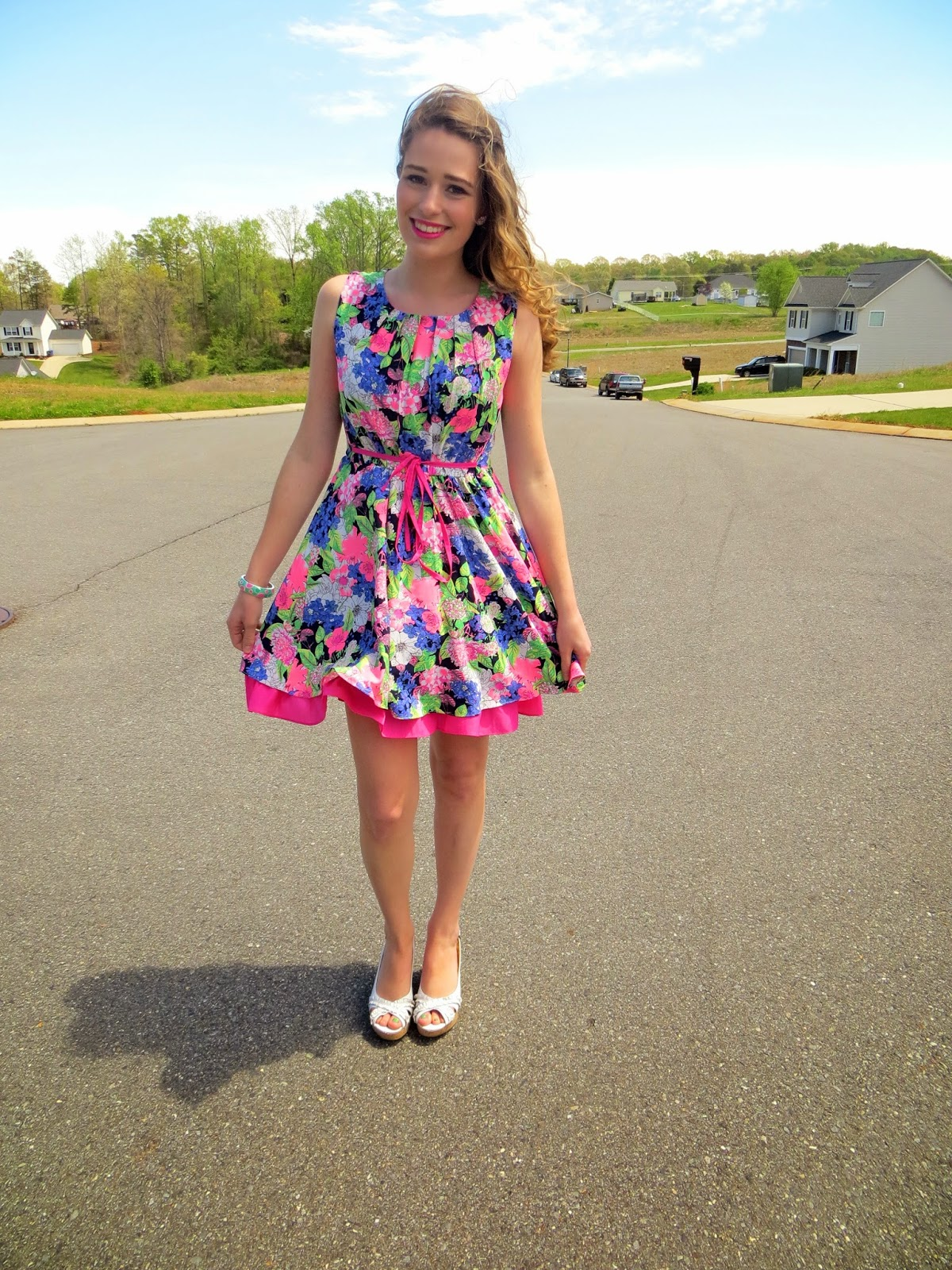 Ootd Easter 2014 Southern Belle In Training